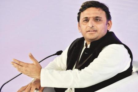 Akhilesh Yadav's residence area sealed before #KisanYatra