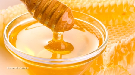 Adulteration of sugar syrup in honey of major brand in the country