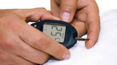 Learn how diabetes affects your skin
