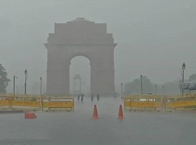 RAIN DELHI