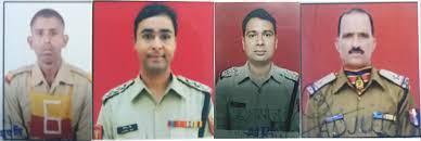 Border crossing firing, four BSF jawans