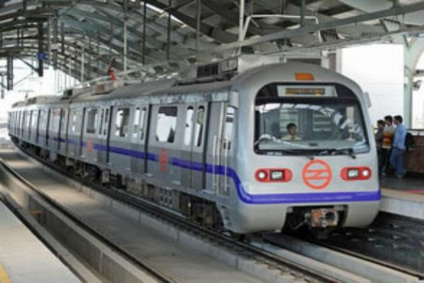 Delhi #Metro