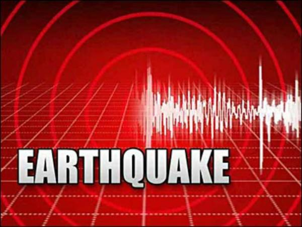 Earthquake tremors, intensity 4.7 and 4 in two states of the country