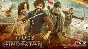 #ThugsofHindostan का पहला पोस्टर