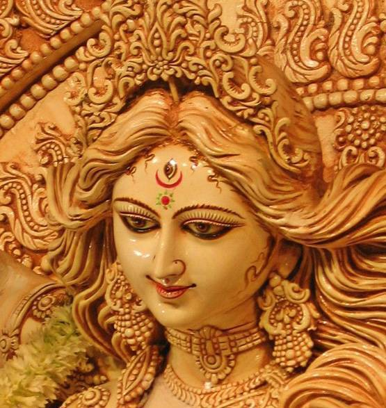 Know, what is the sindoor played and the importance of Durga sacrifice