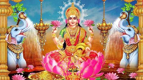 Do, recitation of #Laxmi Chalisa, will remain the grace of mother