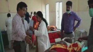 प्रसाद खाने से 11 की मौत, 72 लोग भर्ती