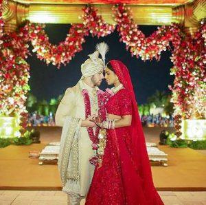 सामने आईं प्रियंका-निक की शादी तस्वीरें