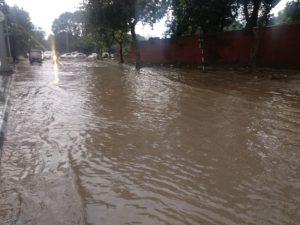 Chandigarh rain