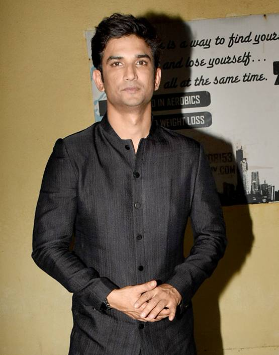 #BREAKING: Bollywood actor Sushant Singh Rajput did suicide