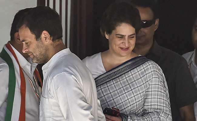 # Modi government's notice to #PriyankaGandhi