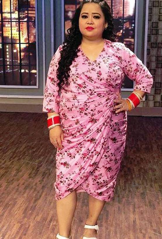 #BhartiSingh received from #PunjabandHaryanaHighCourt ...