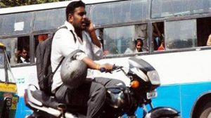 #UttarPradesh: Strict action on breaking traffic rules, know new rules