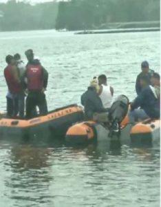 Boat overturned during GaneshVisarjan, 11 dead