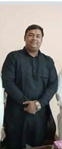 UttarPradeshcrime: Renukoot Nagar Panchayat President shot dead