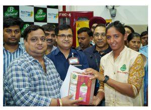 #Chandigarh : ITC ltd. की बी नैचुरल रेंज के फ्रूट बेवरेजेस और बेस्ट प्राइस इंडिया ने मिलकर की शुरुआत
