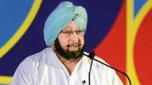 Punjab Chief Minister Captain Amarinder Singh wishes Dussehra