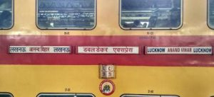 Two coaches of this double decker train derailed