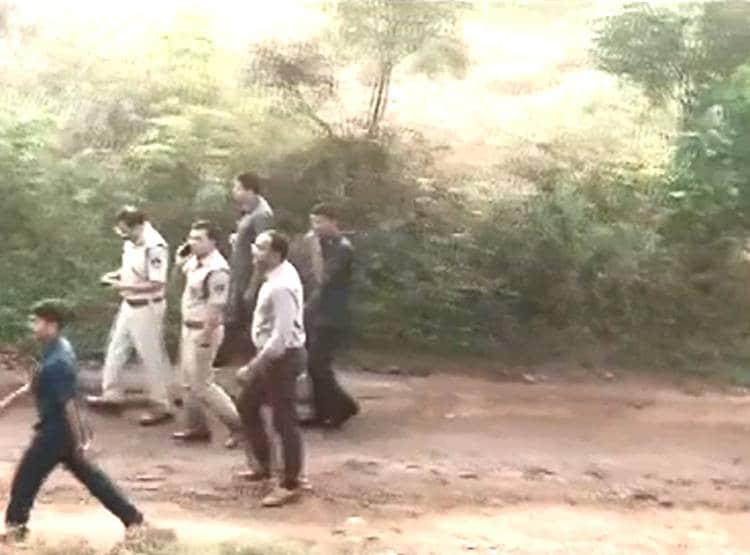 #HyderabadGangRapeCase accused encounter