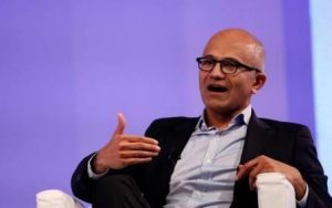 #CAA: #CEO of # Microsoft Satya Nadella said