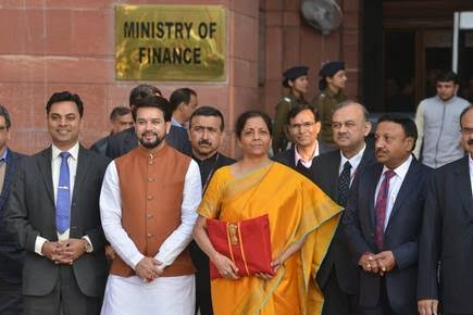 #FinanceMinister: India is now the world's largest ....