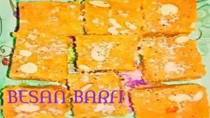 #RAKSHABANDHAN SPECIAL: Make Besan Barfi in a new way
