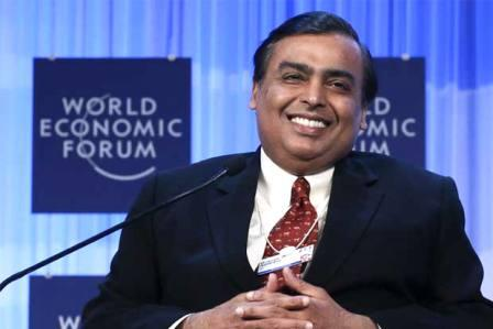 Mukesh Ambani's leap in world economic economy, 5th richest in the world