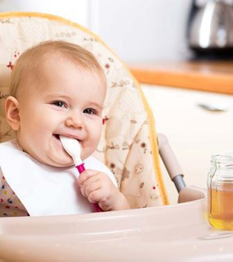 #HEALTH: Know this age before feeding honey to children