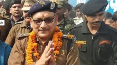 Gupteshwar Pandey takes premature retirement