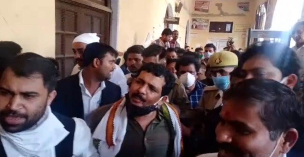 Pintu Sanger massacre: two surrendered in court