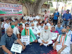 Farmers are being harassed at paddy purchasing centers: Harprakash Agnihotri