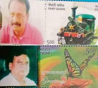 #PostDepartment issued postal stamp in the name of mafia Chhota Rajan and Munna Bajrangi, postal assistant suspended