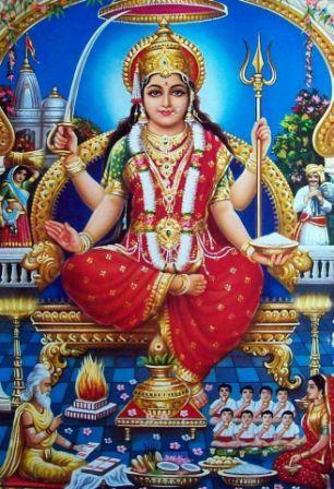 Must read #Chalisa during Santoshi Maa pooja