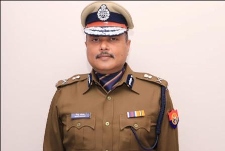 #KANPURNEWS: IPS Bhanu Bhaskar takes over ADG zone