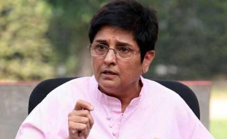 #KiranBedi tweeted this reply after being removed from the post of Lt. Governor