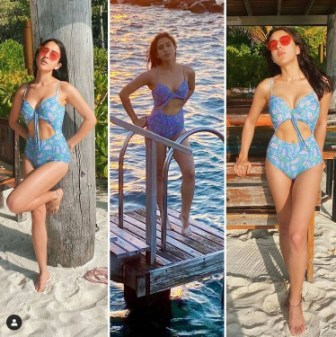 Sara Ali Khan's Bikini Photoshoot, Pics