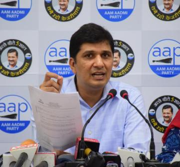 Income tax notice sent to AAP MLA Atishi