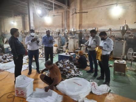 Kanpur: Raid in 7 gutkha factories including Tricolor, Sir, Saffron, Shikhar, compound found to fail organ